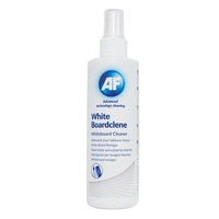 AF White Boardclene Whiteboard Cleaner Spray 250ml