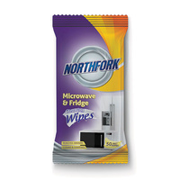Northfork Cleaning Wipes Microwave & Fridge 50 Pack
