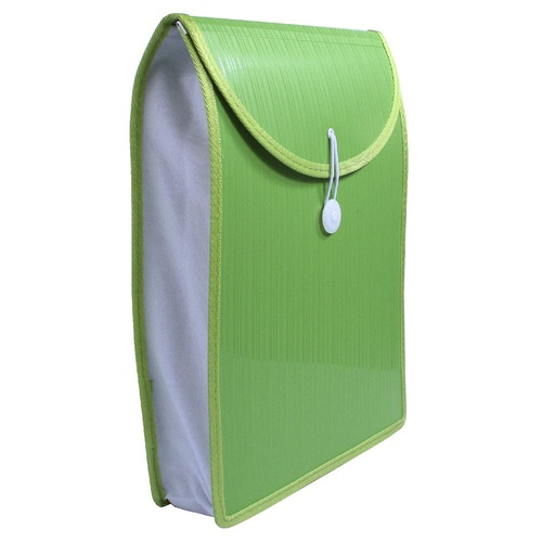 Attache A4 File Barkode Top Load - Green
