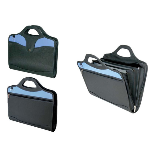 Attache Heavy Duty Zippered Case With Multi Compartment Dividers - DC1030