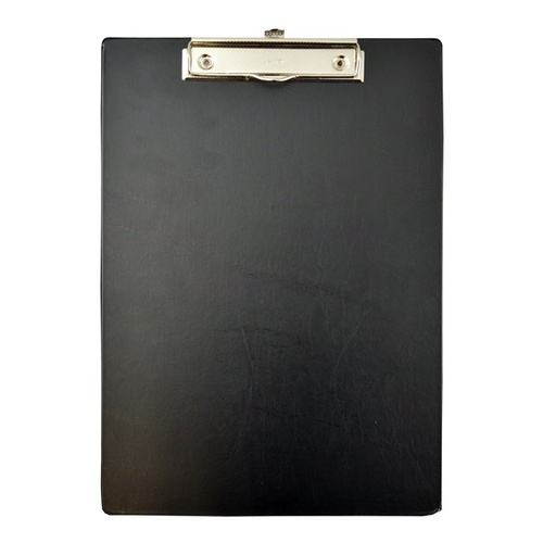 Bantex A4 Clipboard PVC - Black