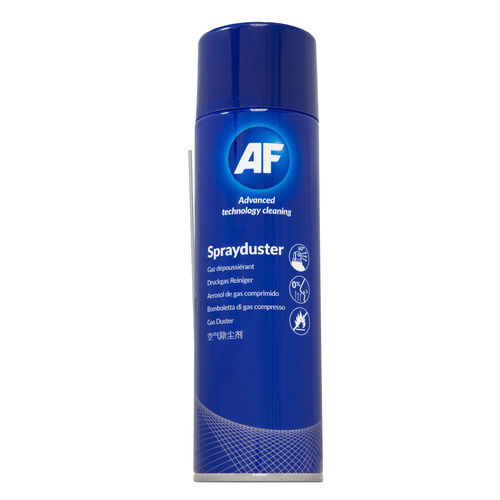AF Computer Sprayduster Air Duster 400g Non Flammable