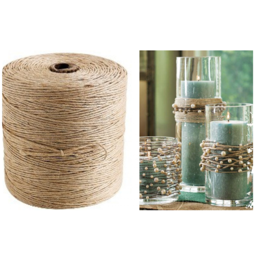 Twine Jute String 315M Medium 1580TEX