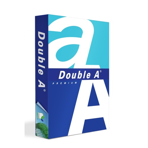 Double A Copy Paper A5 80gsm 500 Sheets Ream - White
