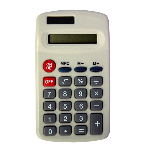 Sovereign Calculator SCA9008 8 Digit Pocket