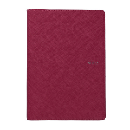 Collins B6 Notebook Melbourne Jura 192 Pages - Pink