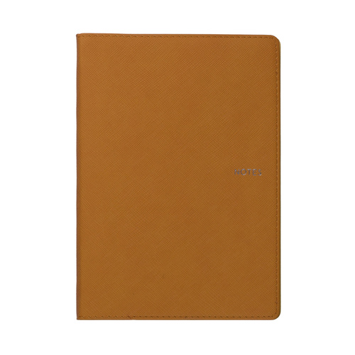 Collins B6 Notebook Melbourne Jura 192 Pages - Yellow