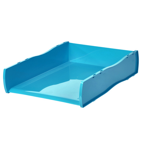 Esselte Document Tray Vibrant Summer Colours - Marine