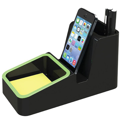 Esselte Desk Accessory Smart Caddy Black Compact