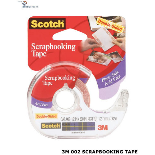Scotch Photo Mounting Tape 002 12mmx7m