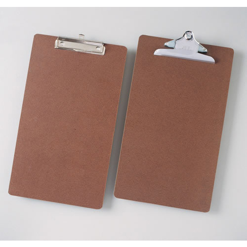 Sovereign Foolscap Masonite Clipboard With Flat Clip