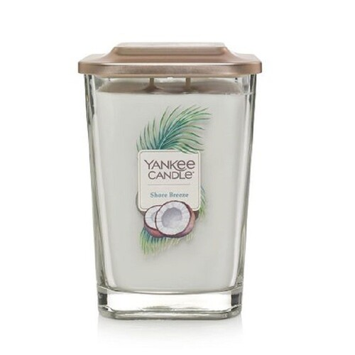 Yankee Candle Large Square Jar - Shore Breeze
