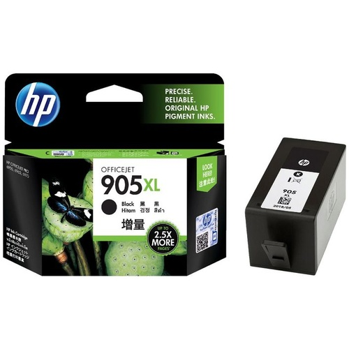 HP 905XL Genuine Ink Cartridge High Yield BLACK - Gst Include invoice Supplied