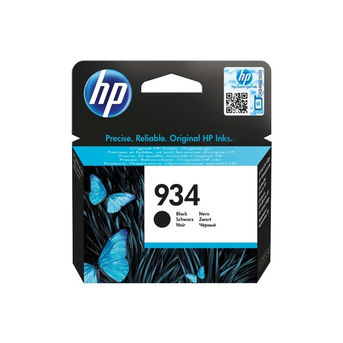 HP Genuine 934 Black Ink Cartridge - Gst Include invoice Supplied