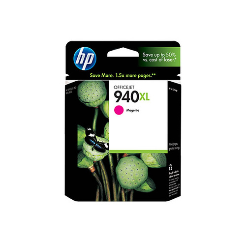 HP Genuine 940XL Magenta Ink Cartridge - Gst Include invoice Supplied
