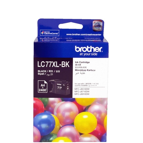 Brother 77XL Black Ink Cartridge
