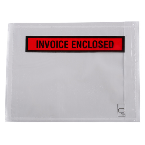 Cumberland Labelope Self Adhesive Invoice Enclosed - OL200iE-100