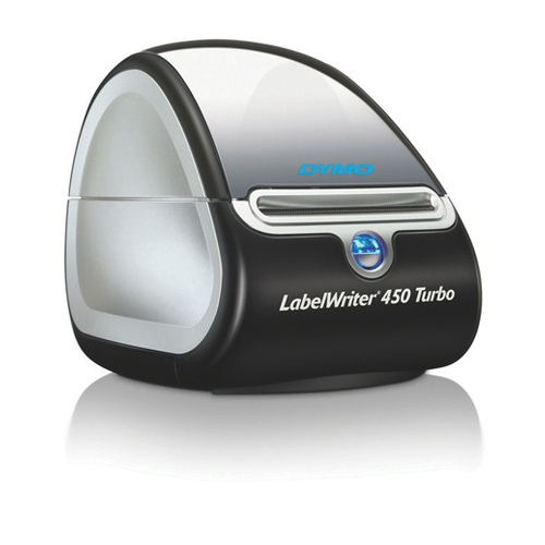 Dymo Lablewriter LW450 Label Maker Printer Turbo