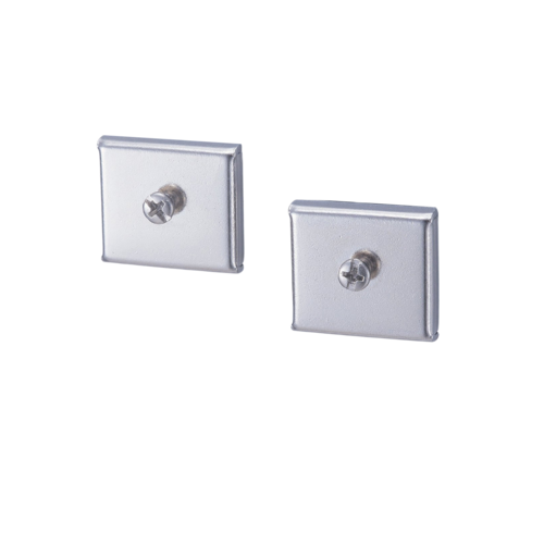 Esselte Magnet Magnets Conversion Verticalmate Silver 1 Pair - Small