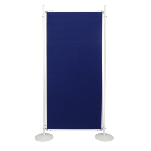 Esselte Economy Display Panel Double Sided 180(H) X 90(W) cm - Blue