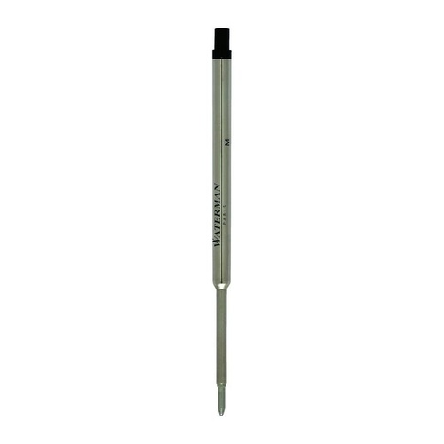 Waterman Ballpoint Pen Maxima Medium Refill - Black