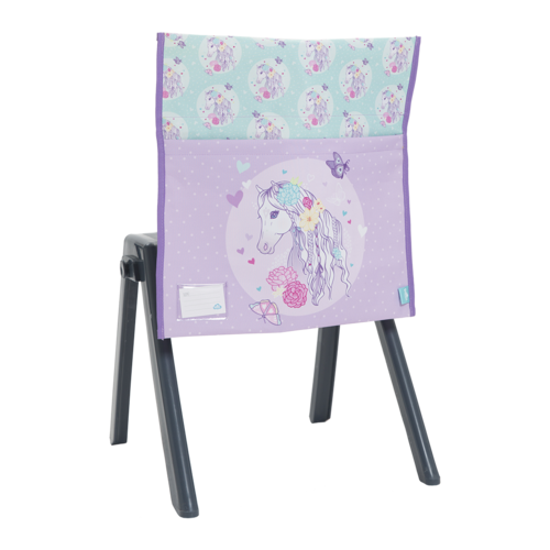 Spencil Chair Bag - Peony Pony