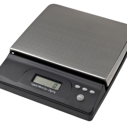 Jastek Electronic Scales 20kg Weighing, letters; Parcels Battery Operated
