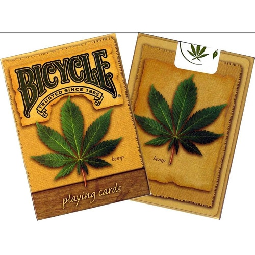 Bicycle Poker Hemp Deck Cards - Playing Cards