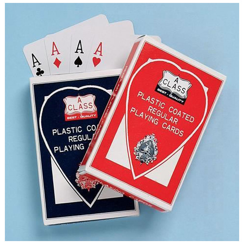 12 X Pack A Class Playing Cards KR288 Standard Size