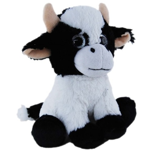 Elka Soft Plush Glitter Cow