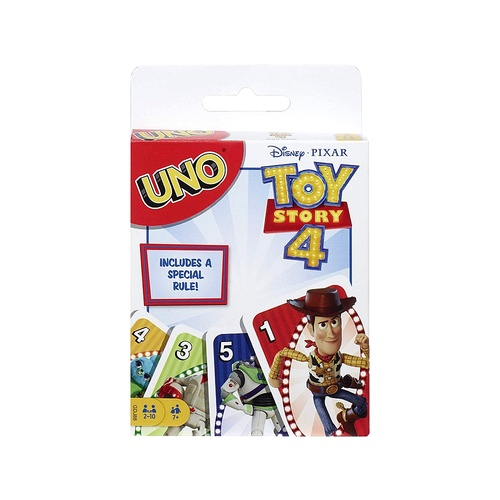 Toy Story 4 UNO Card Game