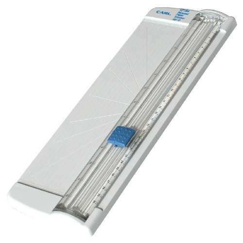 Carl Paper Trimmer A4 Paper Cutter, RBT-12 - 5 Sheet Capacity
