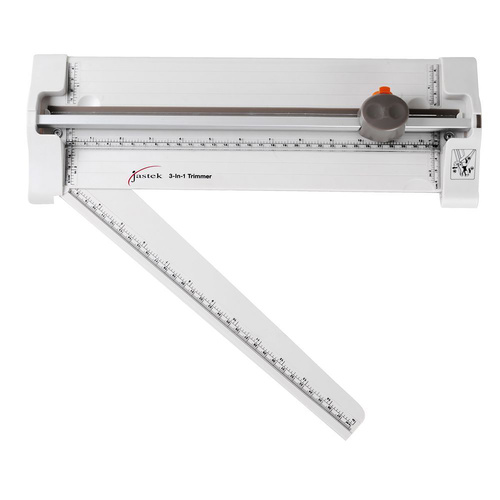 Jastek Paper Trimmer 300mm 3-In-1 Rotary Trimmer