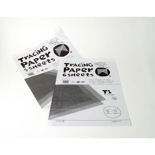 Micador Tracing Paper T1 381x254mm 6 sheets