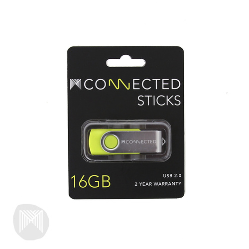 MConnected 16GB USB Flash Drive